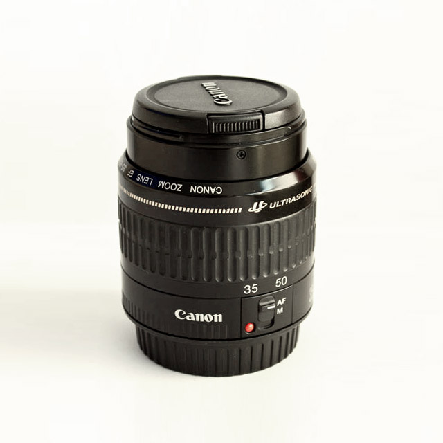 Canon lens EF Ultrasonic 35-80mm